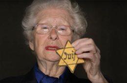 La entrevista de Francine Christophe, deportada del régimen nazi cuya historia ha dado la vuelta al mundo 16