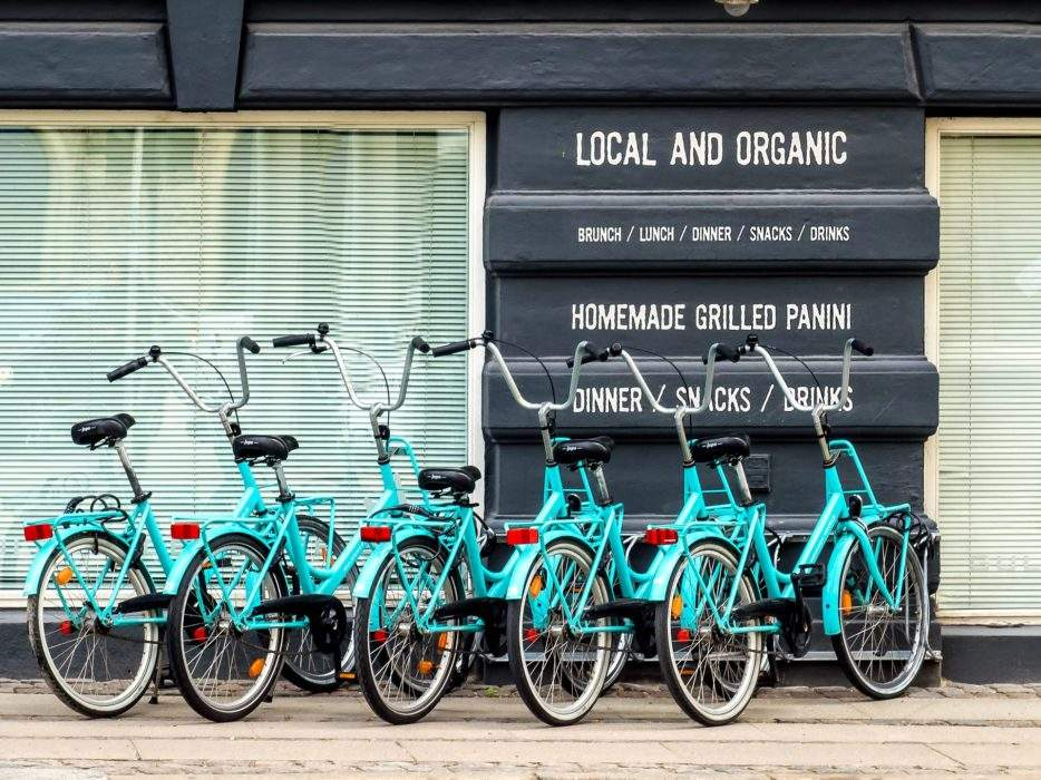 Las tiendas orgánicas están en auge