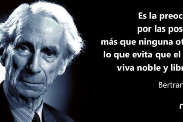 10 frases memorables de Bertrand Russell acerca de la vida y la felicidad 11