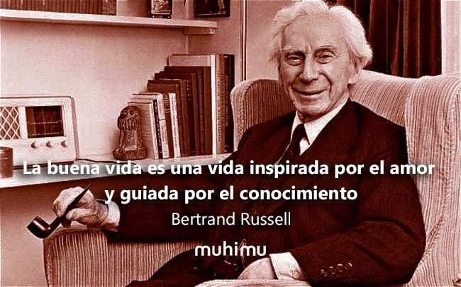 10 Frases Memorables De Bertrand Russell Acerca De La Vida Y La