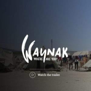 Waynak: la primera serie web sobre proyectos ciudadanos con refugiados 5