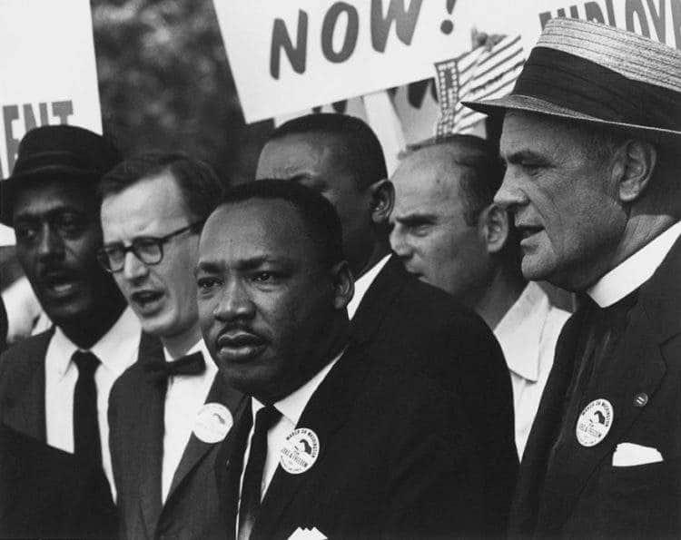 15 frases de Martin Luther King sobre el amor, la vida y la No Violencia 1