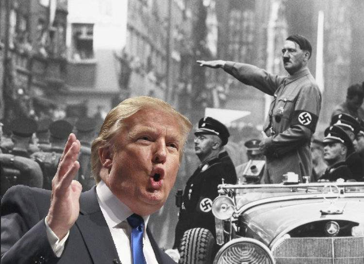 La ley de Godwin o el peligro de comparar a Trump o cualquier otro político con Hitler y/o a los nazis 2