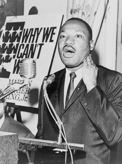 15 frases de Martin Luther King sobre el amor, la vida y la No Violencia 3