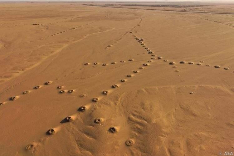 Descubre cómo los persas lograban encontrar agua bajo el desierto 4