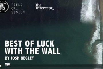 'La mejor de las suertes con el Muro': el video viral que sonroja a los que apoyan la idea de Trump 4