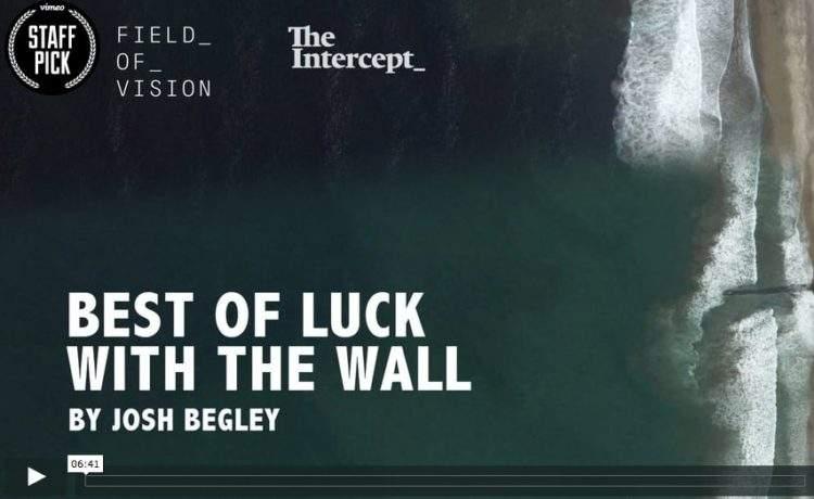 'La mejor de las suertes con el Muro': el video viral que sonroja a los que apoyan la idea de Trump 2