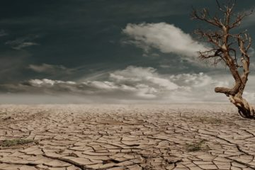 El Mar Muerto iraní se está quedando sin agua. Y el siguiente en 'morir' puede ser el Mediterráneo. 4