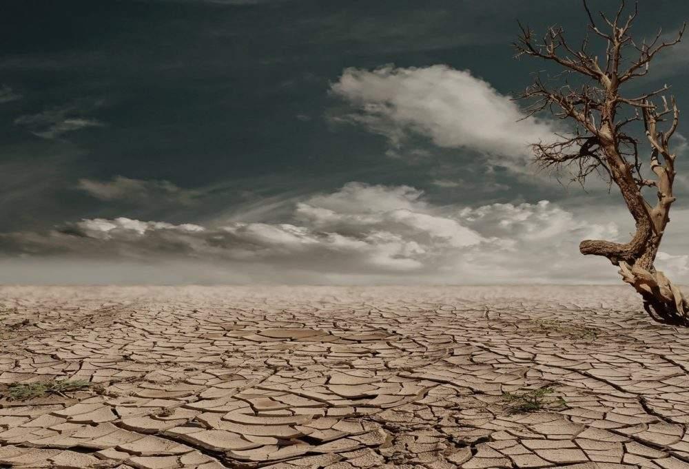 El Mar Muerto iraní se está quedando sin agua. Y el siguiente en 'morir' puede ser el Mediterráneo. 2