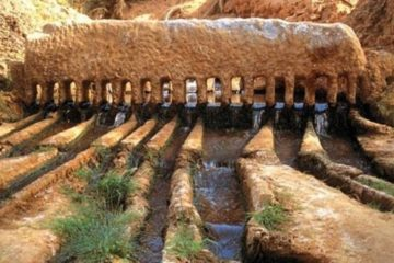 Descubre cómo los persas lograban encontrar agua bajo el desierto 8