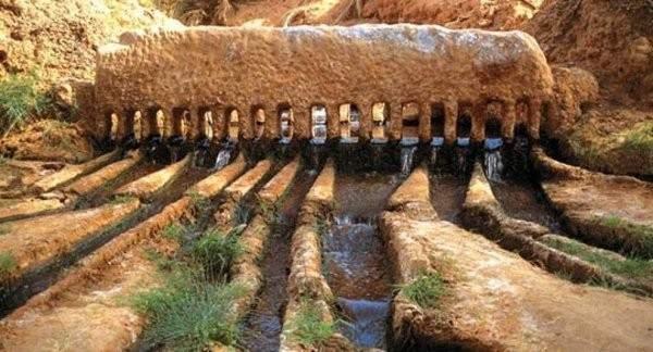 Descubre cómo los persas lograban encontrar agua bajo el desierto 2