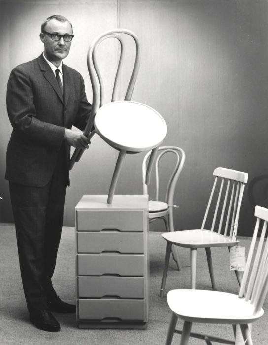 La admirable historia del fundador de IKEA, el austero multimillonario que creó una fortuna de la nada 2