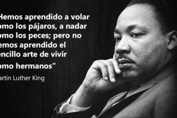 15 frases de Martin Luther King sobre el amor, la vida y la No Violencia 10