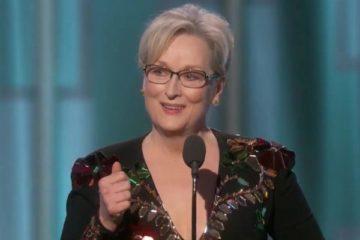 El poderoso discurso de Meryl Streep contra todo lo que representa Donald Trump (y la respuesta del presidente) 10