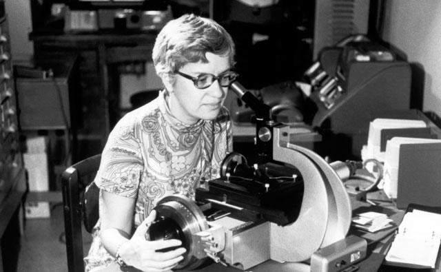 2016 también se llevó a Vera Rubin, la astrónoma rechazada en la universidad que descubrió la materia oscura 2