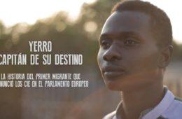 Yerro: el primer migrante que denuncia los CIE ante el Parlamento Europeo 4