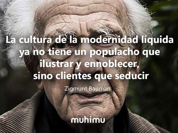 Las 15 mejores frases del sociólogo Zygmunt Bauman, creador de la 'modernidad líquida' 3