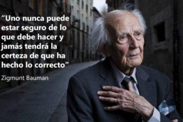 Las 15 mejores frases del sociólogo Zygmunt Bauman, creador de la 'modernidad líquida' 18