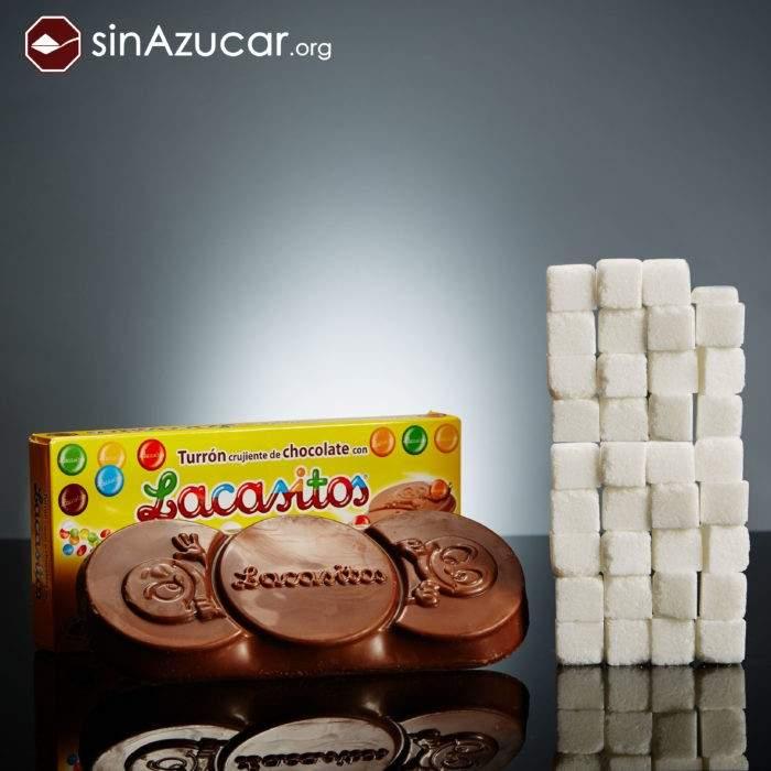 Un proyecto fotográfico muestra cuánto azúcar hay realmente oculto en nuestra comida 12