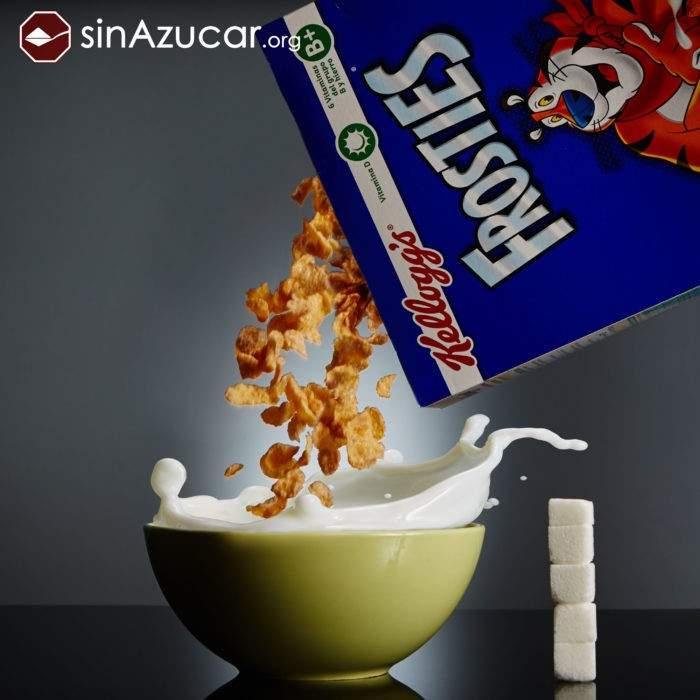 Un proyecto fotográfico muestra cuánto azúcar hay realmente oculto en nuestra comida 11