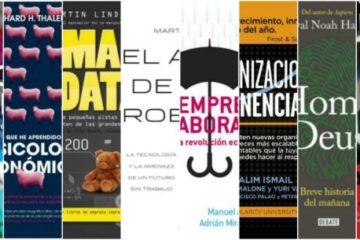 Los 10 mejores libros de empresa 24