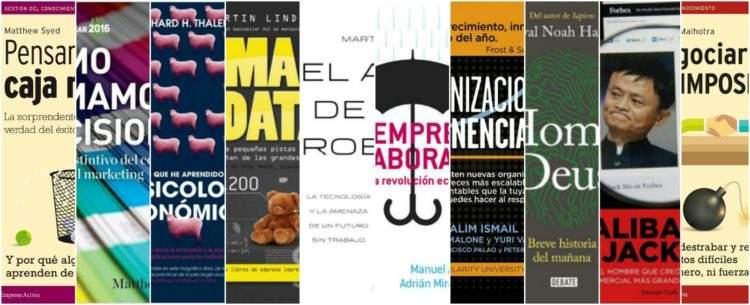Los 10 mejores libros de empresa 2
