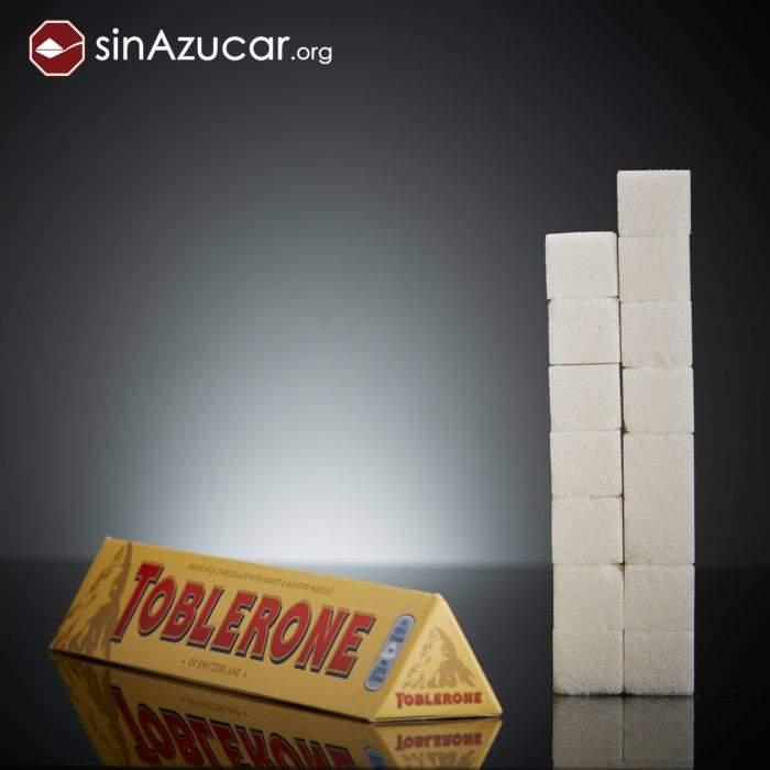 Un proyecto fotográfico muestra cuánto azúcar hay realmente oculto en nuestra comida 5