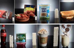 Un proyecto fotográfico muestra cuánto azúcar hay realmente oculto en nuestra comida 10