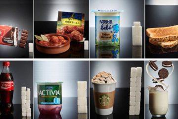 Un proyecto fotográfico muestra cuánto azúcar hay realmente oculto en nuestra comida 6