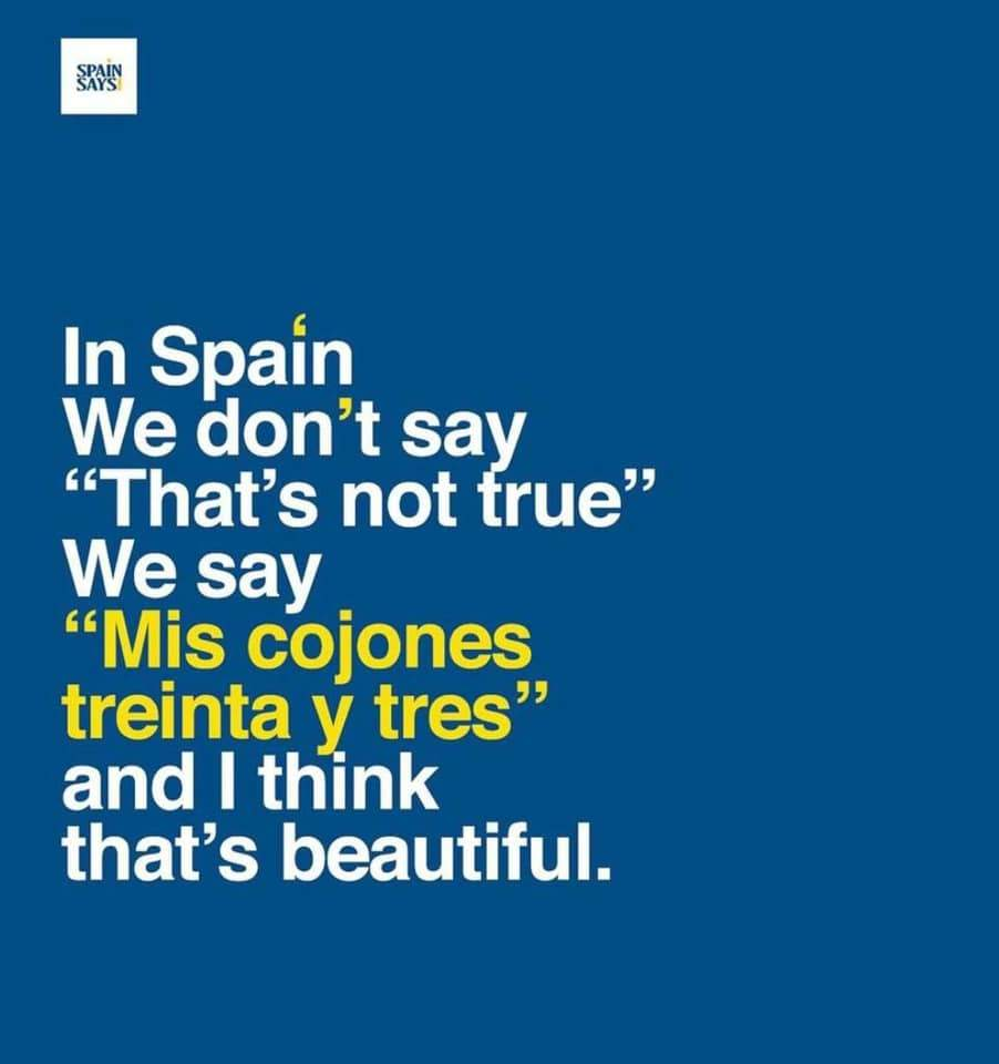 La prueba definitiva de que el español es el idioma más complejo del mundo. ¡Demostrado! 7