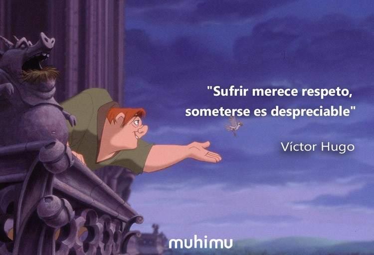20 Frases De Víctor Hugo Sobre El Amor Los Derechos La Melancolía