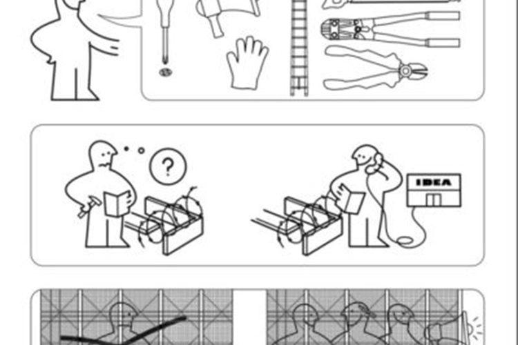 """BORDERless: ¿y si las vallas y fronteras pudieran """"desmontarse"""" como un mueble de IKEA? 2"""