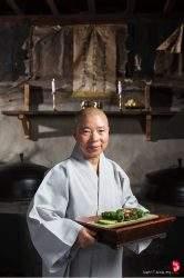 Descubre por qué los grandes chefs peregrinan para conocer el secreto de esta monja budista 1