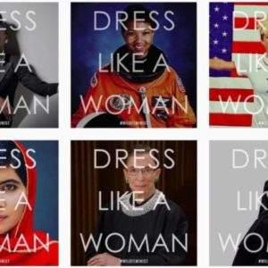 Trump exige a sus empleadas que «se vistan como mujeres». Y esto es lo que le han respondido ellas 4