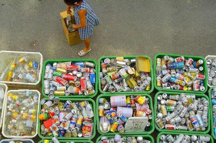 El pueblo japonés que recicla el 90% de los residuos que genera 2