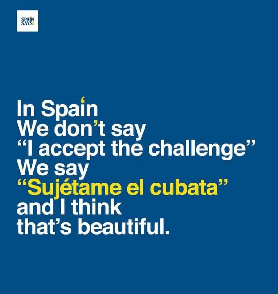 La prueba definitiva de que el español es el idioma más complejo del mundo. ¡Demostrado! 3