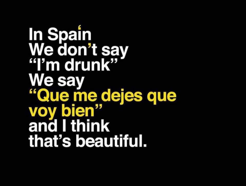 10 momentos hilarantes en los que los extranjeros dijeron: ¡Spain is different! (y con razón) 13