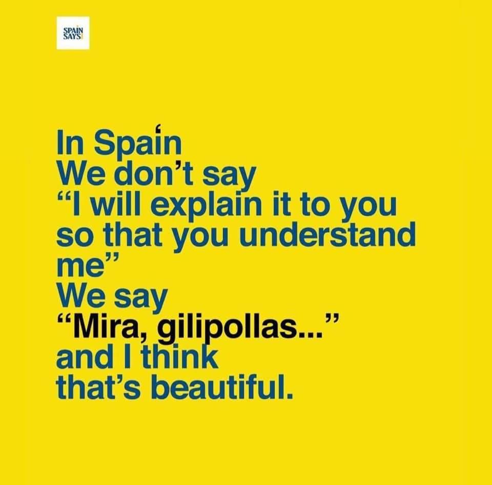 La prueba definitiva de que el español es el idioma más complejo del mundo. ¡Demostrado! 2