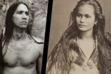 ¿Por qué los indios se dejaban el pelo largo? 5