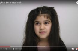 Así reaccionan niños nacidos en Dinamarca pero de padres inmigrantes al decirles que no son daneses 18