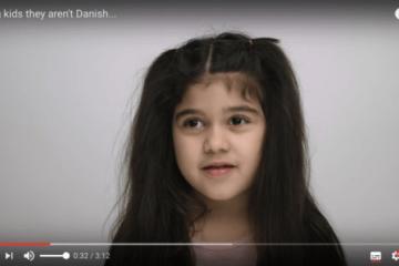 Así reaccionan niños nacidos en Dinamarca pero de padres inmigrantes al decirles que no son daneses 12
