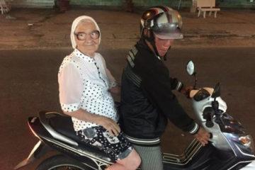 La historia de la superabuela rusa de 89 años que viaja sola por el mundo cumpliendo su gran sueño 7