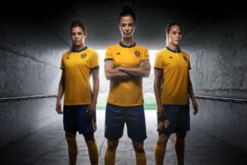 Las jugadoras suecas cambian los nombres de sus camisetas por importantes mensajes para ti 16