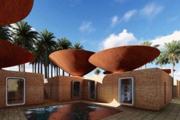 Concave Roof, un sistema que revolucionará la recogida de agua en medio mundo 6