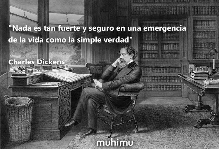 16 frases de Charles Dickens, el escritor del proletariado, sobre la vida y el ser humano 3