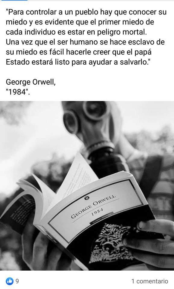 Las predicciones de Orwell que se han hecho realidad 4