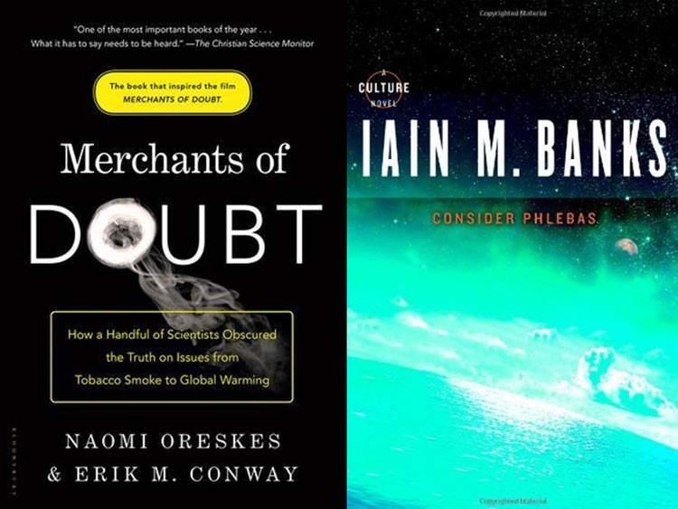 """Elon Musk confiesa el secreto de su éxito: """"Leo libros"""". Estos 8 le cambiaron la vida 5"""