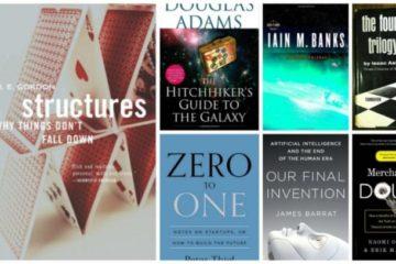 """Elon Musk confiesa el secreto de su éxito: """"Leo libros"""". Estos 8 le cambiaron la vida 8"""