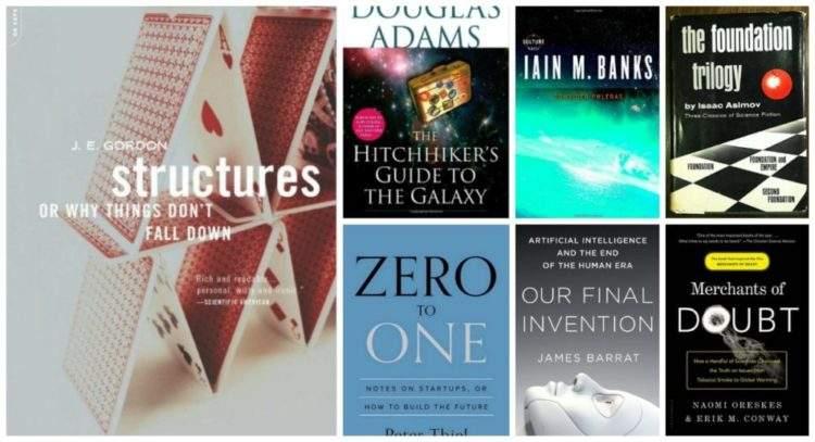 """Elon Musk confiesa el secreto de su éxito: """"Leo libros"""". Estos 8 le cambiaron la vida 2"""