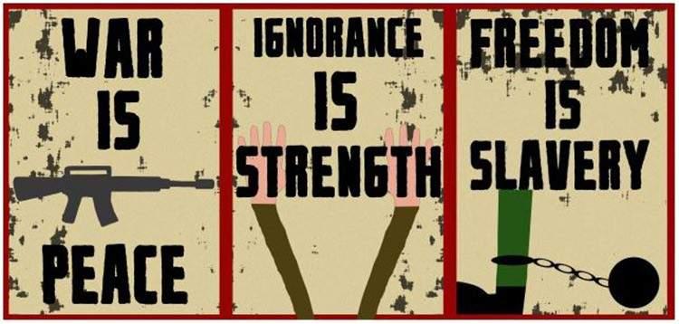Las predicciones de Orwell que se han hecho realidad 3